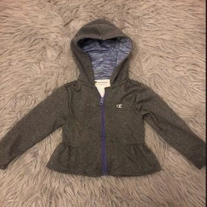 Toddler Girl Champion Brand Sweater Size 3t